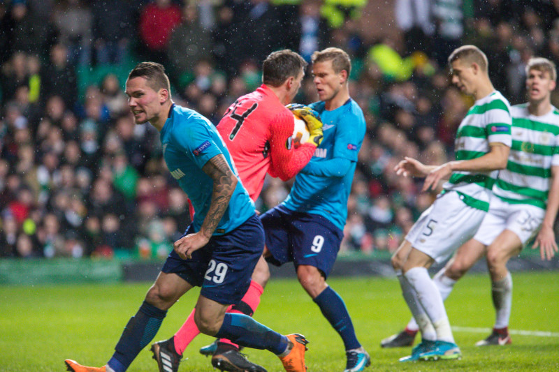 Celtic – Zenit