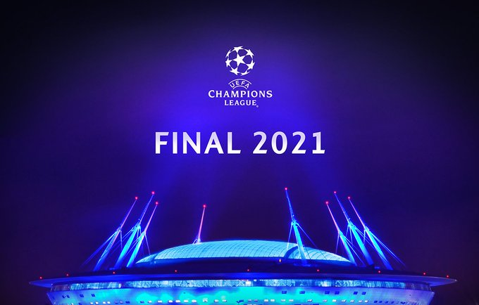Gazprom Arena to Host 2021 Champions League Final