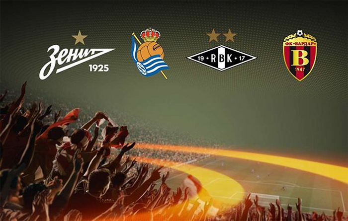 Europa League and Russian Cup!