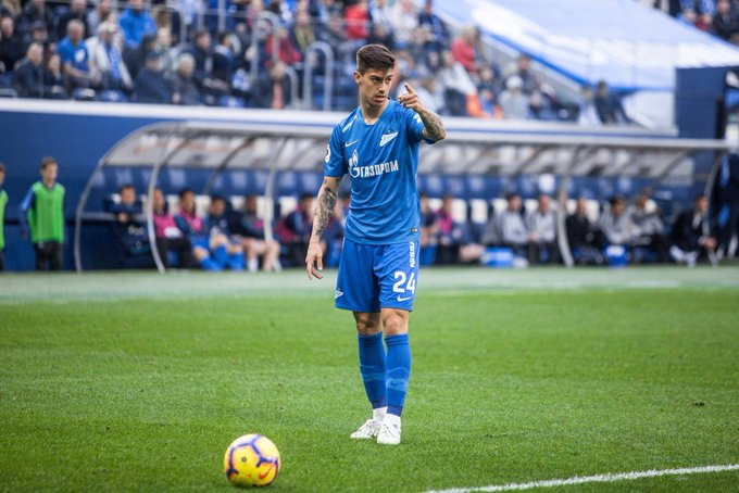 Emiliano Rigoni Leaves Zenit