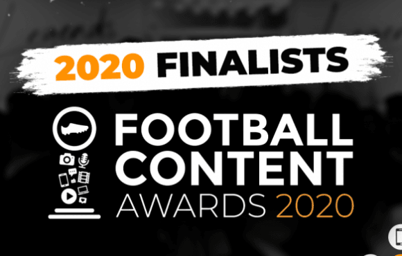 Zenit Nominated in the Football Content Awards
